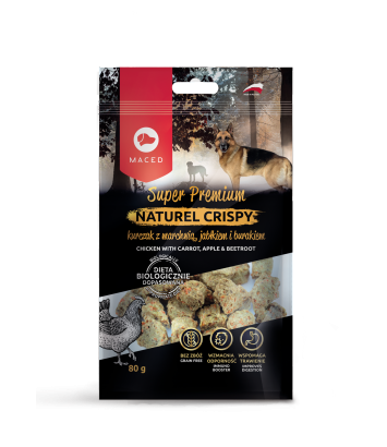 Maced Naturel Crispy Kurczak 80g