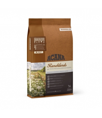 Acana Ranchlands Dog - 11,4kg