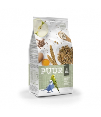 Puur Budgie 750g
